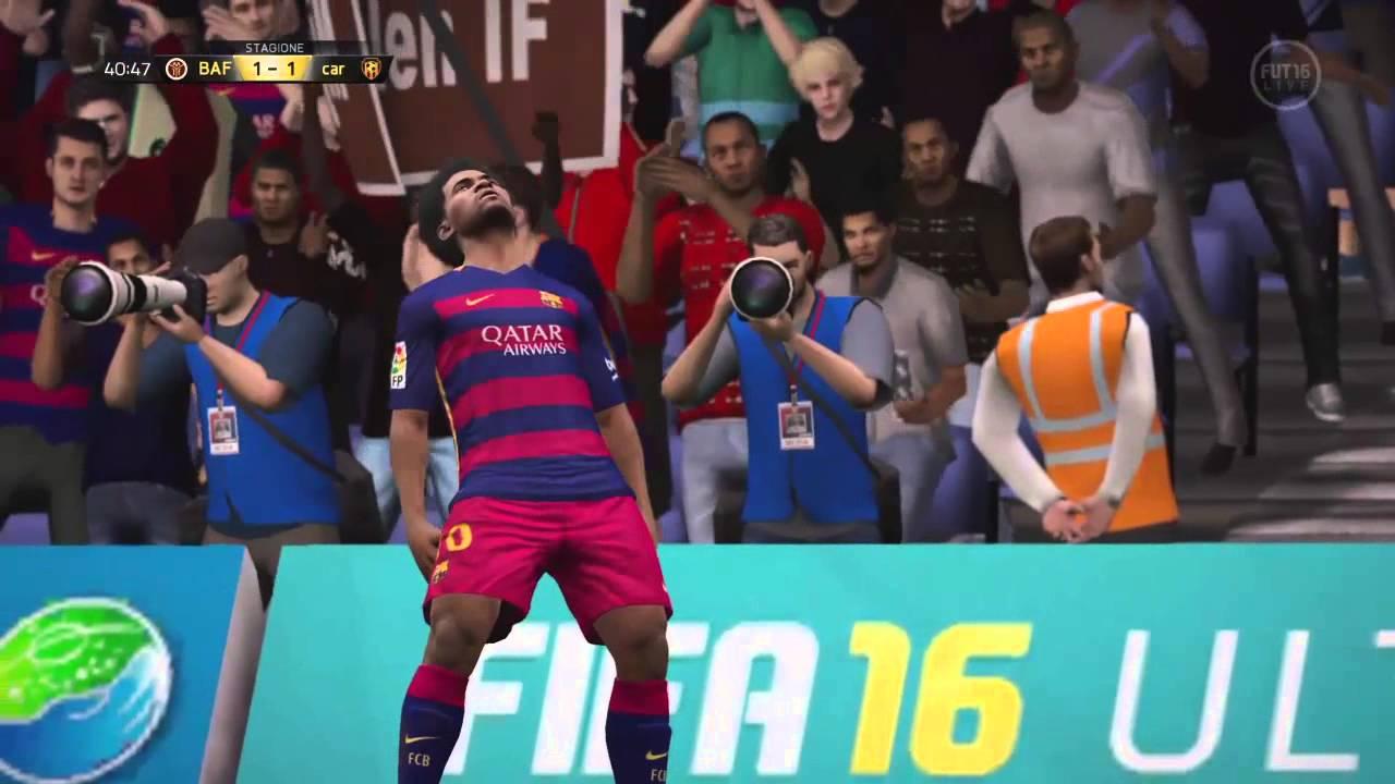 LUIZ ADRIANO UN MOSTRO RTD1 FIFA 16