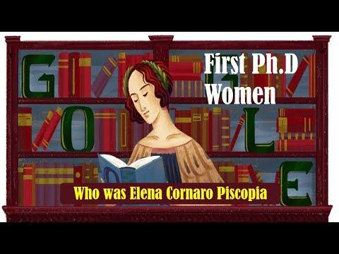 Who was Elena Cornaro Piscopia ? Google celebrates First Ph.D Women and Philosopher
