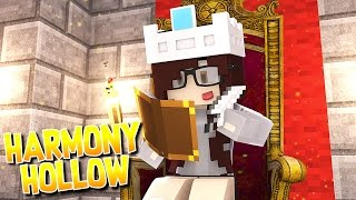 A QUEST FROM THE QUEEN | Harmony Hollow SMP Ep. 11