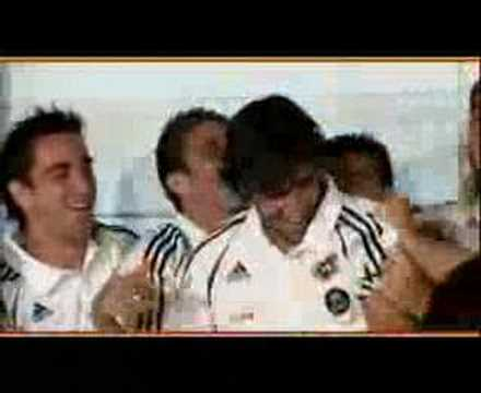 the song of spain in FIFA World Cup 2006 -