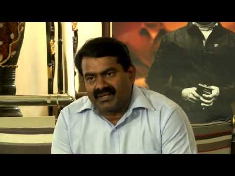 Actor Vijay Is the Next Super Star -  Director Seeman Explains his stand on Vijay's Kaththi Movie