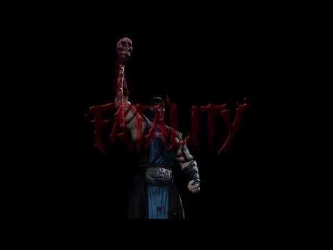 Mortal Kombat   Sub Zero(Kuai Liang)Spinal Smash Fatality