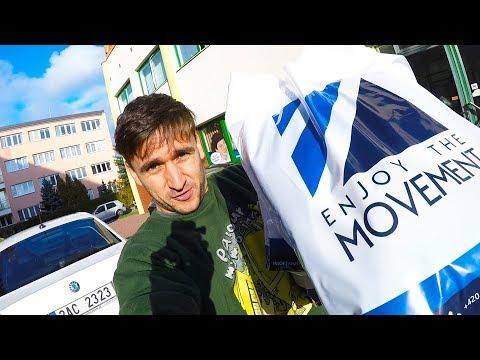 TARY KURÝREM #2 | ENJOY THE MOVEMENT.CZ