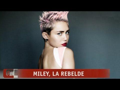 Miley Cyrus posa de ma atrevida para la revista V Magazine - ...