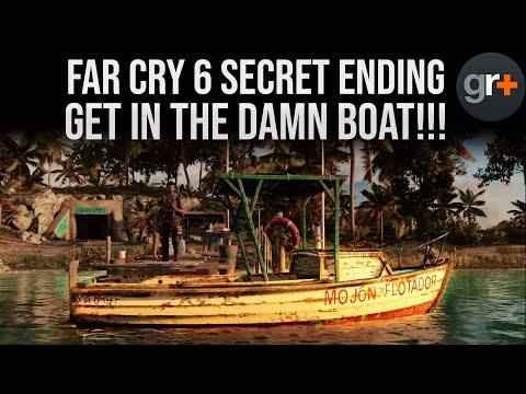 Far Cry 6 Secret Ending & How To Get It