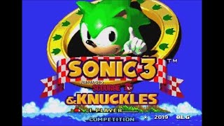 Scourge in Sonic 3 & Knuckles (Genesis) - Longplay