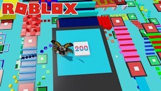 200 this Level is almost a high blood to Gw 😂 | Roblox Indonesia