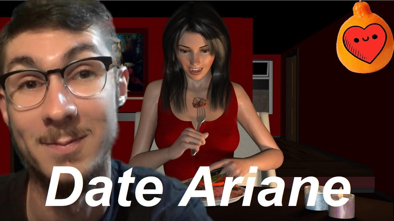 Date Ariane HD | THE DATING SIMULATOR EVERYONE SHOULD TRY