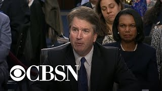Kavanaugh denies sexual misconduct allegations