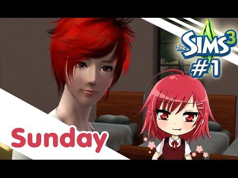 The Sims3 (Yuri) # 1 : จีบสาวที่เกิดวันอาทิตย์!!