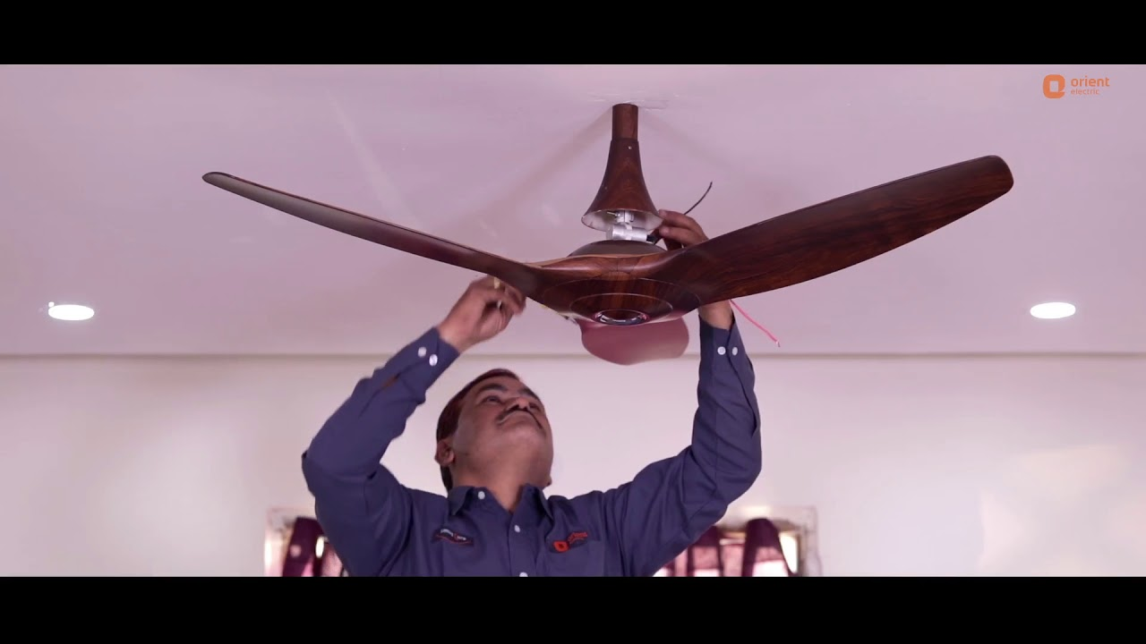 How to install ceiling aero series ceiling fan on your own easy diy how to install ceiling aero series ceiling fan on your own easy diy aloadofball Choice Image