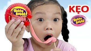 100% NẶN KẸO HUBBA BUBBA ❤SuSi Review TV❤