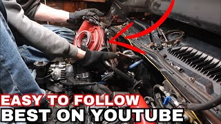 How to Remove and Install a Turbo on a 2004.5-2010 Duramax GM/GMC 2500HD