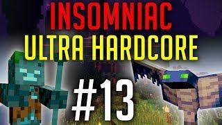 Minecraft Insomniac Ultra Hardcore #13 : Dernière Ligne Droite
