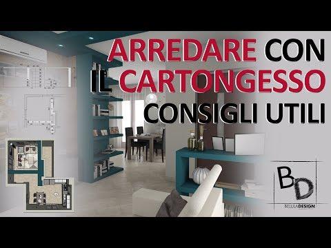 ARREDARE con il CARTONGESSO -  Consigli Utili | Belula Design