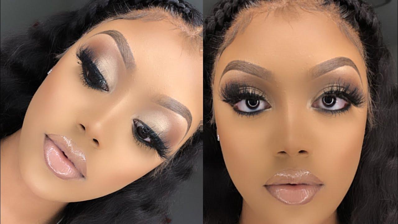 Download Beginner Friendly Makeup tutorial Natural Glam X Affordable!!