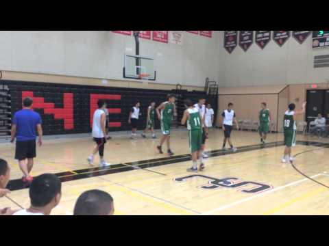 20150712 - Skyline College Tournament -  Song Shan vs Hillsdale High