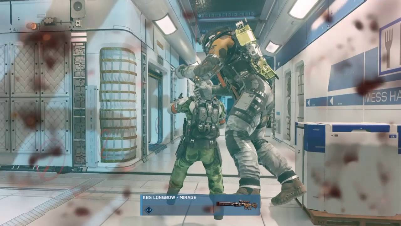 Game mode – Call of Duty Infinite Warfare