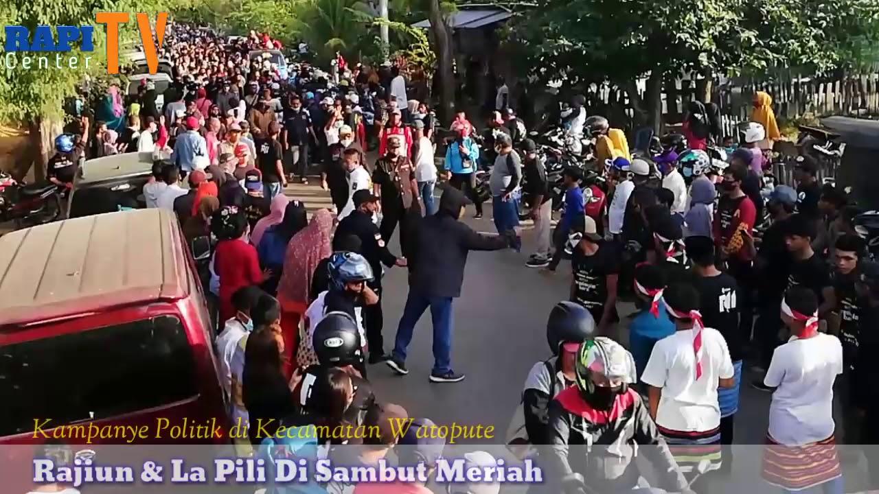 Download LA ODE M. RAJIUN TUMADA - H. LA PILI DISAMBUT MERIAH DI KEC. WATOPUTE
