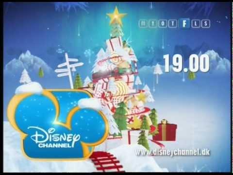 disney channel nordic christmas promo december 2011 - Disney Channel Christmas