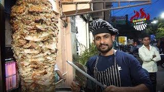 Hyderabadi Chicken Shawarma Street Food | Indian Street Food | Delicious Food