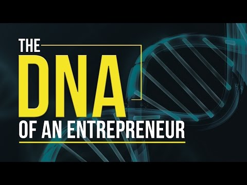 DNA of an Entrepreneur