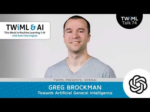 Greg Brockman Interview - Towards Artificial General Intelligence
