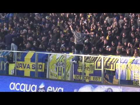 Vicenza Vs Hellas Verona 2016 (immersion nel derby del veneto by Underground Style)