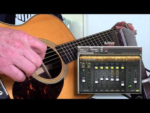 Waves CLA Unplugged: Martin OM28E