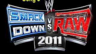 Official Soundtrack (generic) - Song 5 - WWE Smackdown VS RAW 2011