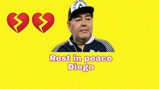 حقيقة وفاة دييغو أرماندو مارادونا ? The death of Diego Armando Maradona