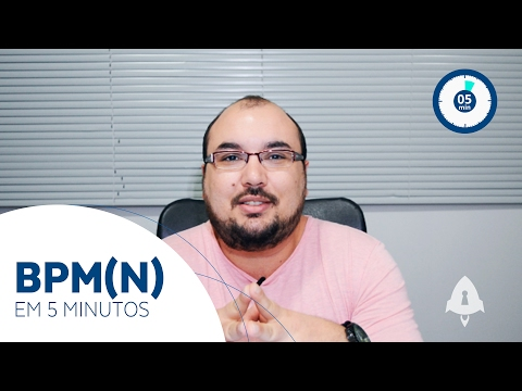 BPMN em 5 minutos | O que é BPM / BPMN?