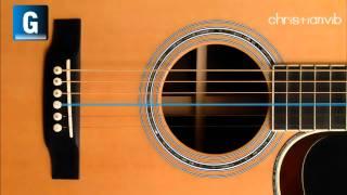 Afinador Guitarra Acustica Guitar Tuner (HD) - Christianvib thumbnail