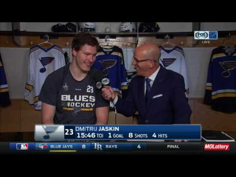 Dmitrij Jaskin says chemistry with Vladimir Sobotka has been years in the making