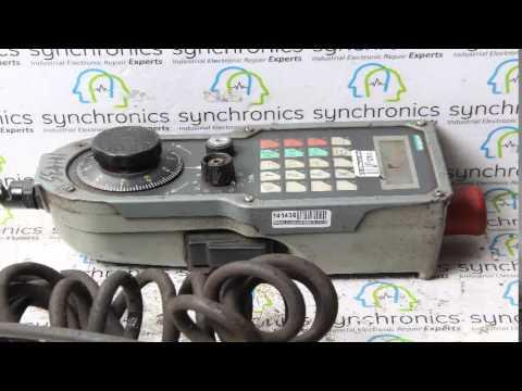 Siemens - Handwheel Unit HHV HTL Machine Repaired at Synchronics