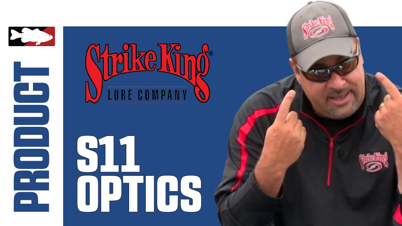 88f9311407e Strike King S11 Sunglasses Product Video with Mark Zona - YouTube