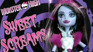 Monster High Sweet Screams Abbey Bominable from Mattel