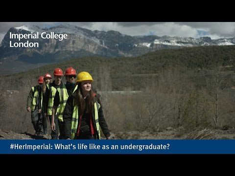 #HerImperial: What's life like as an undergraduate?