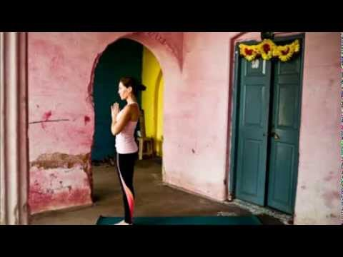 Ashtanga Yoga Primary Series Traditional Vinyasa Count Audio Recording
