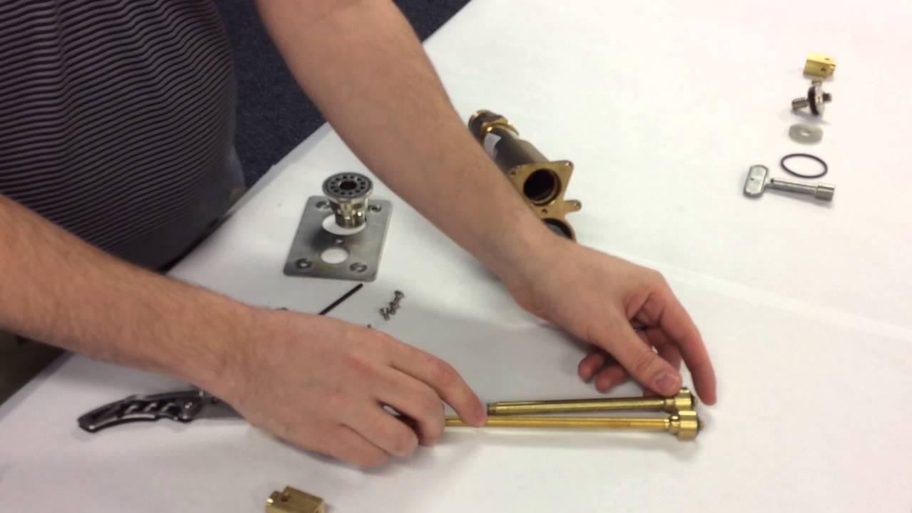 Zurn Hydrants Z1300 Z1310 Wall Hydrant How To Repair