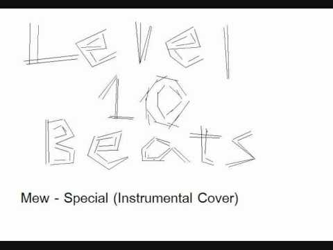 Mew - Special (Instrumental Cover by LTB) mp3