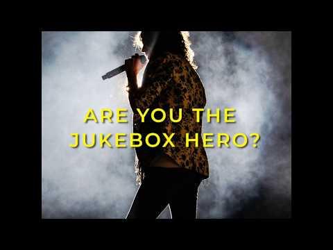 Martha Quinn - Foreigner Searching For Juke Box Hero