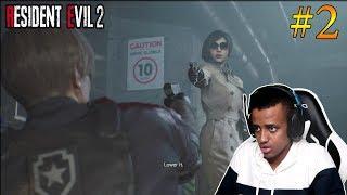 البحث عن مخرج😖|Resident Evil 2 Remake