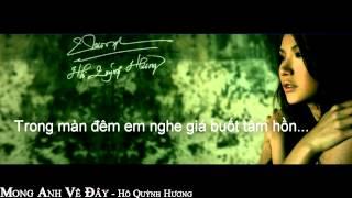 Mong anh về đây - Hồ Quỳnh Hương