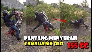 PANTANG MENYERAH ! LATIHAN TERUS PAKAI BEBEK JUPITER MX 155CC - PROSES