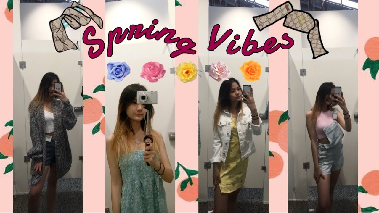 [VIDEO] - ?OutFits Ideas?- ?Spring Vibes |Ilen Rith|? 5