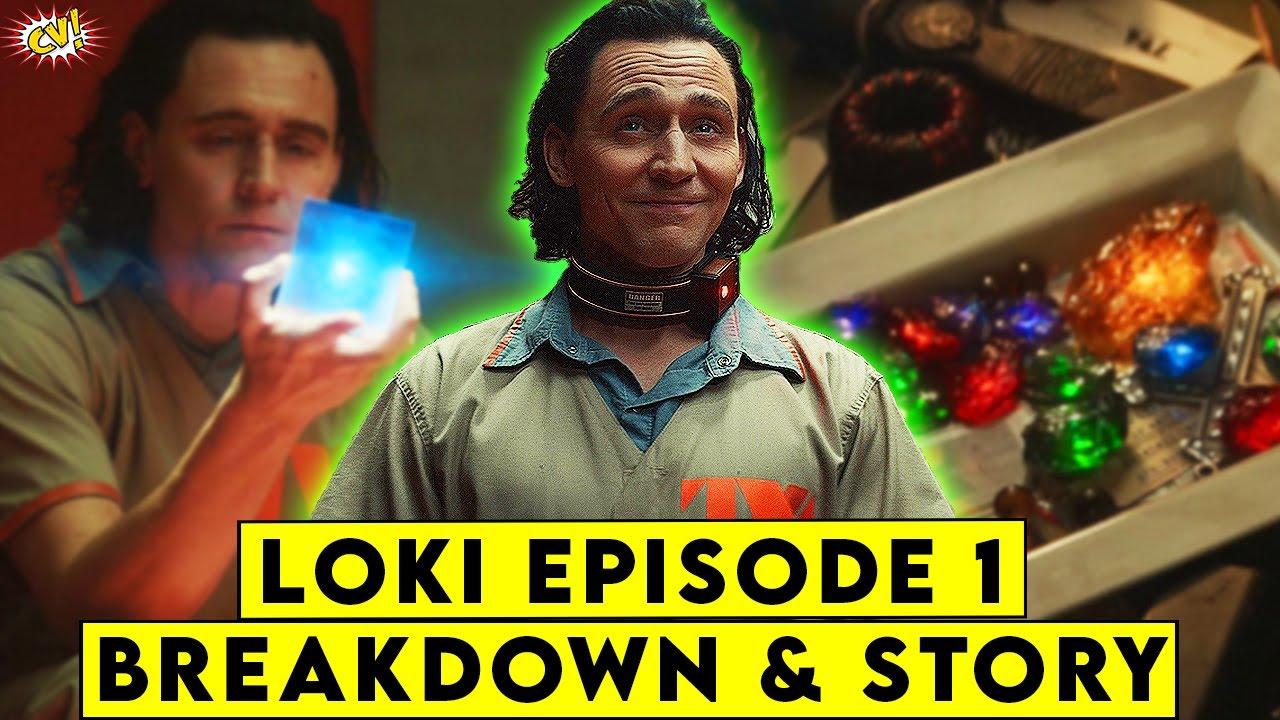LOKI Episode 1 Breakdown & Story Explained || ComicVerse