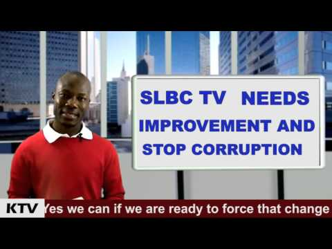 Corruption at the S.L.B.C TV