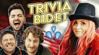 Wife BLASTS Husband Real Good | TRIVIA BIDET Ep. 4 (Andrew Delman, Joe Bereta, Elliott Morgan)
