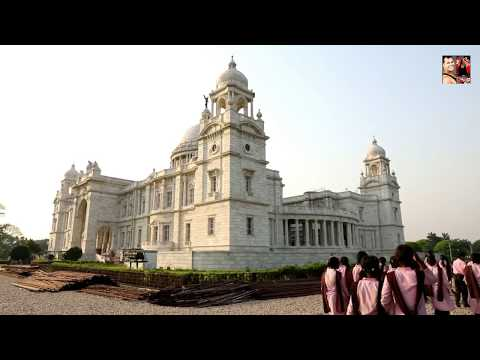 Beautiful Victoria Memorial Hall | kolkata | india | Full HD | Tour & Travel |